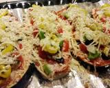 Eggplant Pizza Supreme recipe step 7 photo