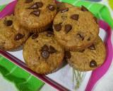 Banana Muffin Choco Chip langkah memasak 6 foto