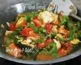 Tumis pare & telur langkah memasak 2 foto