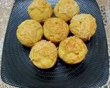 Muffin Tape Keju langkah memasak 11 foto