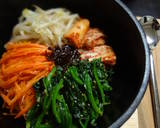 Bibimbap Noodles With Vegetable Namul and All-Purpose Korean Sauce recipe step 9 photo
