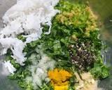 Methi rice bhajiya recipe step 1 photo
