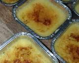 Creme Brulee langkah memasak 6 foto