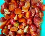 #133 Strawberry Jam langkah memasak 2 foto