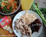 Sup bakso kembang tahu langkah memasak 1 foto