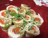 Japanese Aburaage Roll (Miso taste) recipe step 9 photo
