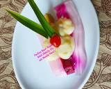 Puding Buah Segar with Vanilla Vla ala Bunda Pure's langkah memasak 12 foto