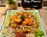 Pad Thai With King Prawns langkah memasak 6 foto