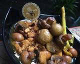 Ayam Jamur Bumbu Kecap (topping mie ayam) langkah memasak 4 foto