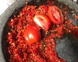 Sambal Telur Bulat langkah memasak 2 foto