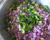 Mix Bhajiya#authors marathon #mum's recipe step 1 photo