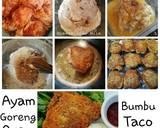 Ayam Goreng Oven bumbu taco langkah memasak 5 foto