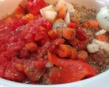 Roasted Red Pepper and Vegetable Soup recipe step 3 photo