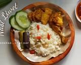 Nasi liwet (mix beras) langkah memasak 5 foto