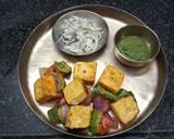 Paneer Shashlik recipe step 5 photo