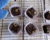 Pumpkin Brownies (Brownies Labu Kuning) langkah memasak 12 foto