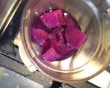 Nasi ubi ungu langkah memasak 1 foto