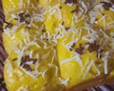 Roti Labu Kuning langkah memasak 8 foto