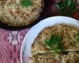 Nasi panggang teplon langkah memasak 3 foto