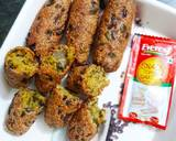 Fresh Fenugreek-semolina cutlets recipe step 3 photo