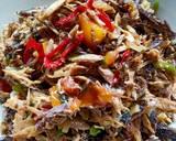 Abon Cakalan Suwar Suwir langkah memasak 7 foto
