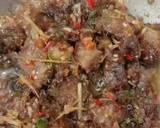 Oseng Iga Cabe langkah memasak 8 foto