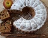242. Cinnamon Apple Cake langkah memasak 15 foto