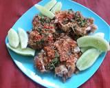 Ayam Geprek Kemangi Endesss langkah memasak 6 foto