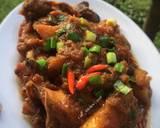 Semur Ayam Kentang langkah memasak 3 foto