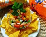 Picco De Gallo (Sambal Salsa ala Mexico) langkah memasak 3 foto