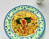 Nasi Goreng Aroma Daun Jeruk dan Sereh langkah memasak 6 foto