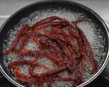 Asam pedas ikan kembungDengan Nenas langkah memasak 3 foto
