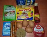 Sandwich Telur Ceplok Sosis langkah memasak 1 foto