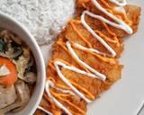 (Simple) Chicken Katsu langkah memasak 5 foto