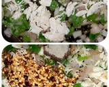Chicken cheese dinner rolls recipe step 2 photo