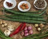 Sayur Asam Klenthang langkah memasak 1 foto