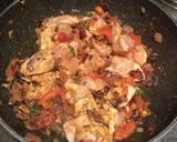 Chicken wrap recipe step 3 photo