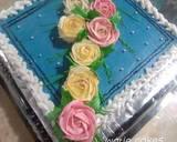 Base cake kukus empuk bgt langkah memasak 12 foto