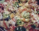 *Broccoli and Chicken Cheese Bake* recipe step 7 photo