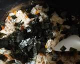 Corn Dog Nasi Sosis langkah memasak 4 foto