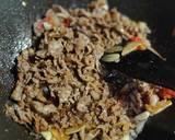 Beef Basil langkah memasak 3 foto