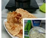 Crispy Beancurd Top Wasabi Mayonnaise And Chili Flake recipe step 1 photo
