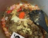 Sweet & sour liver sauce