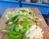 Ayam suwir cabe hijau langkah memasak 1 foto