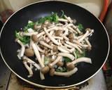 Orak-arik Jamur Shimeji langkah memasak 3 foto