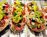 Eggplant Pizza Supreme recipe step 6 photo