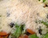 Vegetables olives and cheese recipe step 5 photo