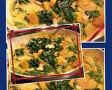 AMIES SQUASH with SPINACH recipe step 3 photo