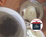 Yoghurt Ovomaltine Chia Bread#homemadebylita langkah memasak 3 foto