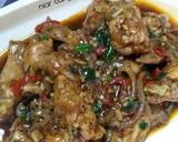 Sayap Ayam Lada Hitam langkah memasak 4 foto